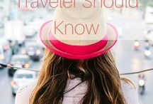 Solo Travel / Helpful information about traveling on your own. Tips, products, and destinations.