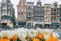 The Netherlands | Travel / Guides for traveling in the Netherlands!