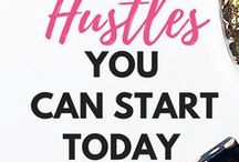 Side Hustles | Making Money / Making that paper on the side to supplement your primary income! Money money money money moneeeeyyyy!