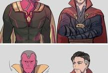 Funny superheroes