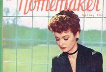 Vintage! / Vintage housewives etc!