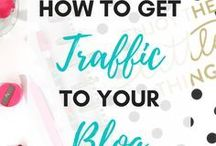 Blogging | Tips & Tricks / What's the best way to grow your blog? By learning from other successful bloggers!