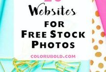 Stock Photos / Stock Photos! An essential to your online presence! Here you will find [mostly] free stock photos, because ain't nobody got time for spending big money on stock photos.