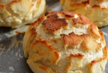 What's Cookin'? - Savory Breads & Rolls, etc.! / by Rebecca Ramey Hill
