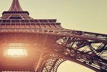♡ Paris / by Camila Vega