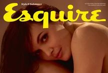 Esquire Covers / Archives of our print edition covers