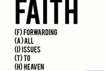 faith  / by Sarah Miller