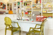 crafty room and visual merchandising