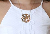 when in doubt, monogram it out