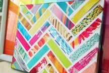 diy and crafts: home decor / by Brittany Dockery