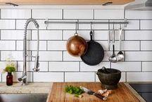 [ interior : in the kitchen ]