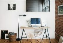 [ interior : working from home ]