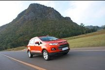 Ford EcoSport Drive / I travelled to Thailand to test drive the new Ford EcoSport - have a look at my adventure!