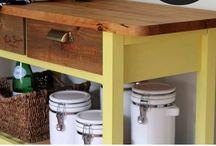 Furniture DIY ideas / by Vika Rose