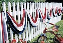Independence Day / 4th of July celebration ideas