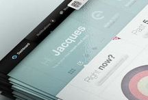 Dashboard Inspiration / Dashboard Webdesign - UI - Design