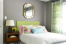 Master bedroom / by Kelly Krieger
