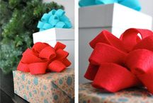 Gift wrap / by Vika Rose