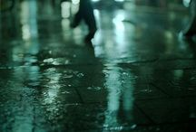 Rain / by Bonnie Reimels