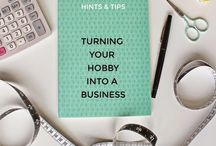 Small Business Tips / Tips for entreprenuers and shop owners. Etsy tips, small business, etsy how to, marketing, etsy tutorials, launch a business.