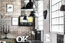 WOONSTIJL   Industrieel / Styling ID inspiratie voor een industriële woonstijl. Tips over de keuken, badkamer, slaapkamer en heel veel interieur inspiratie! #wonen #woonideeën #woondecoratie #woonaccessoires #interieur #interieurtips #interieurideeën #interieurinspiratie #interieurdesign #interieurstyling #stylingtips #sfeer #decoratie #design www.styling-id.nl
