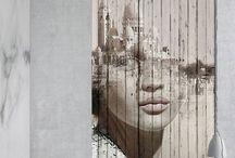 WAND   Wall art / Inspiratie voor uw wand. #wonen #woonideeën #woondecoratie #woonaccessoires #interieur #interieurtips #interieurideeën #interieurinspiratie #interieurdesign #interieurstyling #stylingtips #sfeer #decoratie #sfeer #design #woonkamer #slaapkamer #behang #wand #wallart #art #kunst www.styling-id.nl