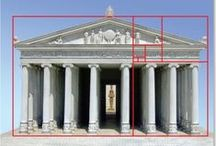 KENNIS   Gulden Snede / De gulden snede duikt op allerlei onverwachte plaatsen op, zoals in de architectuur, bij de lengte van je vingerkootjes, bij bloemkolen en filmsterren. Ontdek de patronen. #interieur #interieurdesign #design #guldensnede #architectuur #spiraal #spiral www.styling-id.nl
