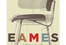 INTERIEURDESIGN   Charles Ray Eames design / Charles and Ray Eames waren Amerikaanse ontwerpers. Het duo leverde grote bijdragen aan de moderne architectuur en meubilair. Verder werkte het duo op het gebied van industriële en grafische vormgeving, beeldende kunst en film. #wonen #woonideeën #woondecoratie #woonaccessoires #interieur #interieurtips #interieurideeën #interieurinspiratie #interieurdesign #interieurstyling #stylingtips  #decoratie #sfeer #design #charlesandrayeames #eames #chair www.styling-id.nl