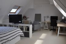 INTERIEURSTYLING   Zolder / Styling ID metamorfose van een zolderkamer. #wonen #woonideeën #woondecoratie #woonaccessoires #interieur #interieurtips #interieurideeën #interieurinspiratie #interieurdesign #interieurstyling #stylingtips #sfeer #binnenkijken #decoratie www.styling-id.nl