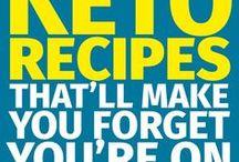 FOOD // Keto / keto recipes and articles