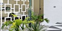Home // Midcentury Modern / Mid Century Modern Style Rooms, Furnishings, and Home Decor