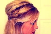 hair. / hairstyles / by Katie Peachman