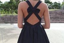 lbd. / the little black dress / by Katie Peachman
