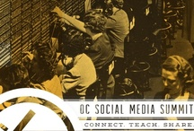 #OCSMS / Orange County Social Media Summit  / by John Lusher Consulting