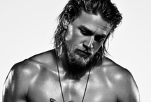 tattoos, beards, and sexyness / by Melanie Stein