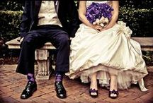Wedding-Worthy Shoes / The ultimate cure for cold feet? Gorgeous shoes of course! Get inspired by these bridal shoes.