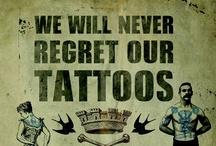 my tattooed soul