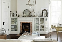 Fire places / http://anakral.blogspot.com.au/2012/11/object-of-my-desire-fireplaces.html