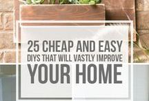 DIY for your Home / DIY projects and inspiration for the house and home.