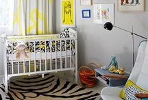Nursery & Kids Rooms / by Amber Marie