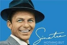 The Voice / The one. The only. Frank Sinatra....the greatest voice we have ever known. / by John Lusher Consulting