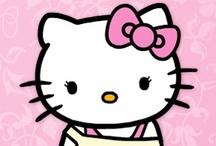 HELLO KITTY!! / by Francie
