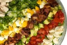 Salads / by Lynn Henson