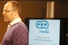 Activa Internet Burgos - Febrero 2012 - / Evento cuyo objetivo es dar a conocer a pymes y emprendedores la importancia de estar presente en Internet, y las ventajas de las redes sociales para cualquier tipo de negocio.