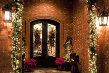 Winter Holiday Decor / Some inspiration for dressing up your home for the holidays...