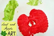 Kid Art Projects / Fun art activities and art projects for young kids.  Toddlers, preschoolers, and elementary will love these hands on art projects.