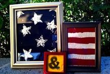 Fourth of July / All things red, white, and blue! 4th of July decor, 4th of July food, 4th of July outfits, and 4th of July accessories.  Great ideas for summer picnics, 4th of July BBQs, and firework celebrations.