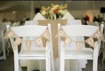 Wedding DIY / For the Jersey girl who likes to get her hands a little dirty - these are the perfect DIY's for your wedding.