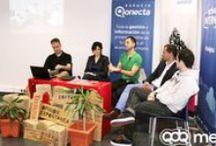 """Activa Internet en Bilbao """"El reto de emprender con Internet"""" / En línea con nuestra formación a pymes y emprendedores, expertos en el sector contaron sus primeras experiencias emprendiendo en el mundo online."""