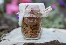 Wedding Favors / If they enjoy your party a little too hard, at least they'll have these adorable favors to remember your big day